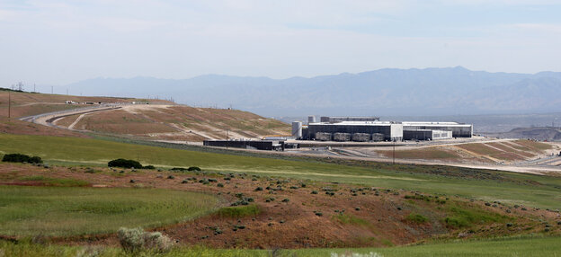 Big Data may not be much to look at, but it can be powerful stuff. For instance, this is what the new National Security Agency (NSA) data center in Bluffdale, Utah, looks like.