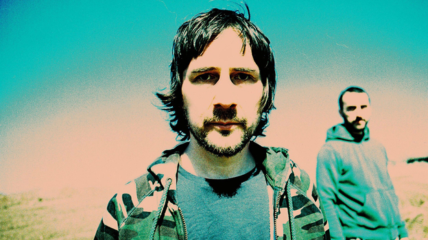 Boards of Canada's new album is titled Tomorrow's Harvest. (Courtesy of the artist)
