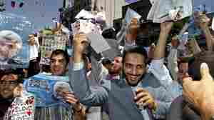 Despite Limited Election Choices, Iranians Eager To Be Heard