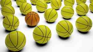 In basketball, as in life, we may dutifully celebrate the aggregate, but we'™re always spellbound by the exceptional.