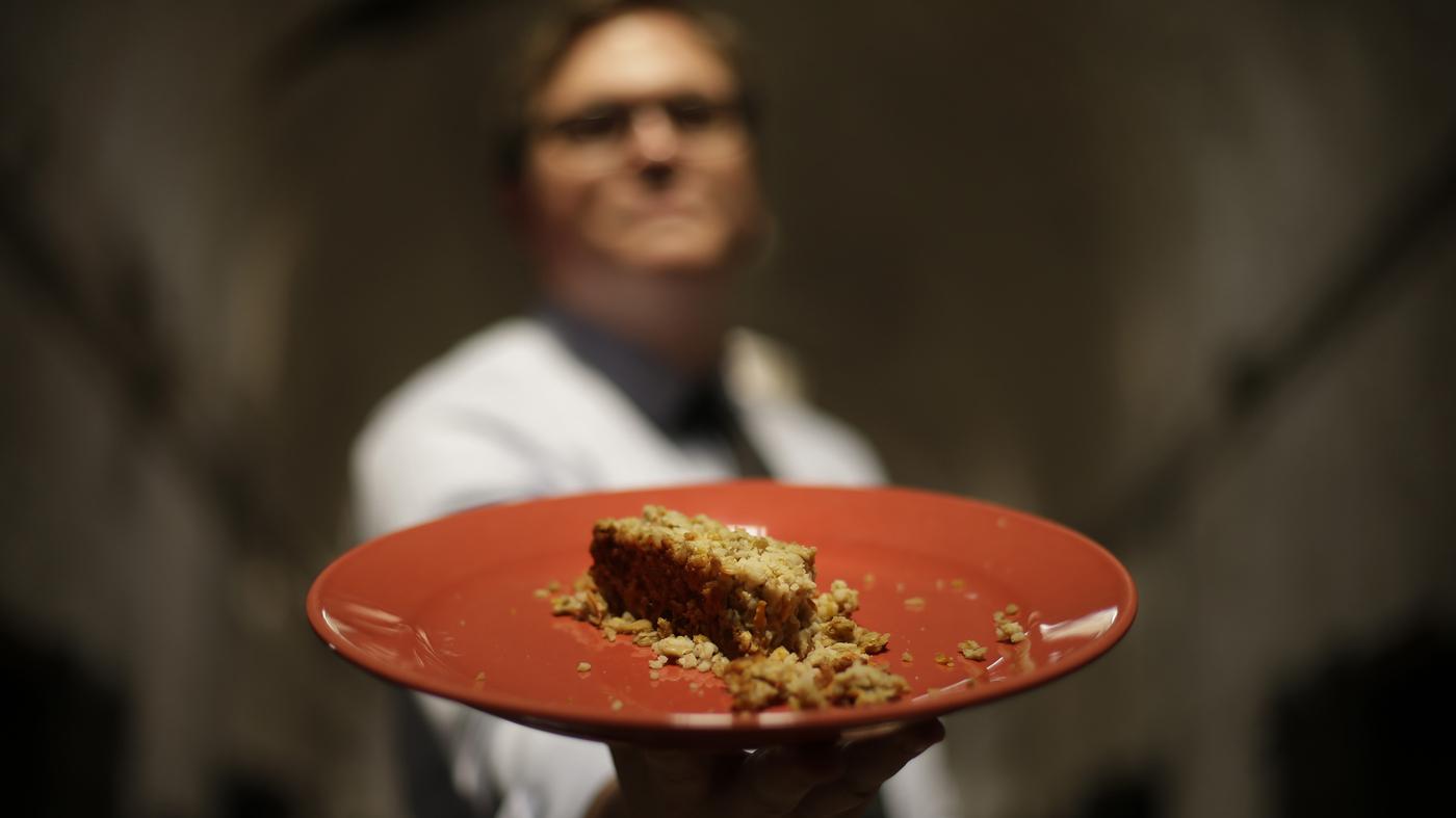 the latest in adventurous tastings  prison food   the salt