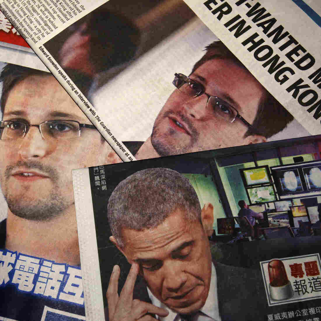 Edward Snowden's revelations about National Security Agency have been front page news around the world, including in Hong Kong — where he was last seen.