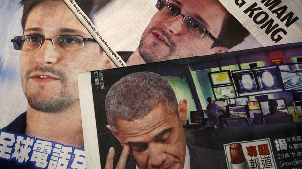 Edward Snowden's revelations about National Security Agency have been front page news around the world, including in Hong Kong — where he was last seen. (Reuters /Landov)