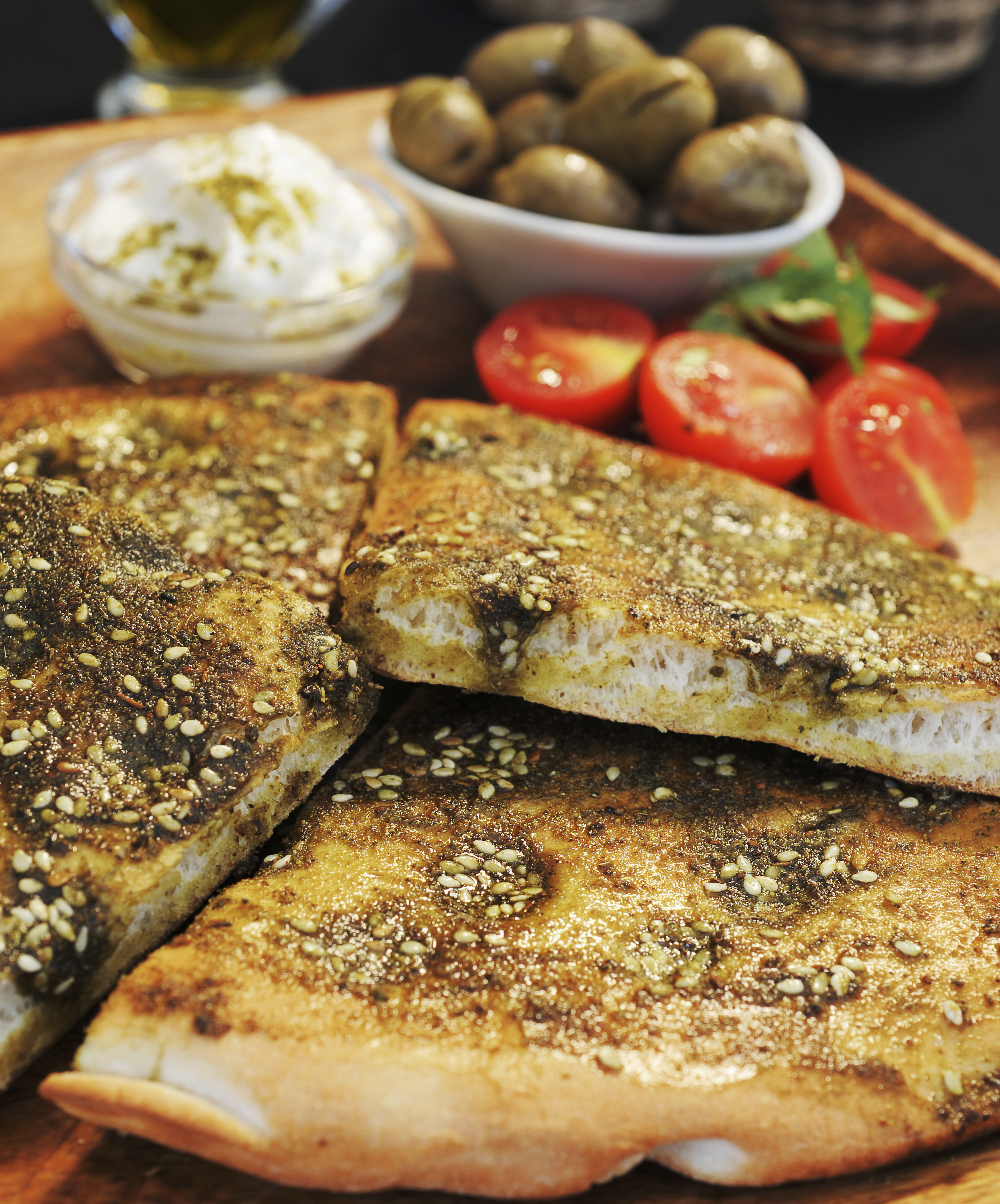 Za'atar: A Spice Mix With Biblical Roots And Brain Food Reputation