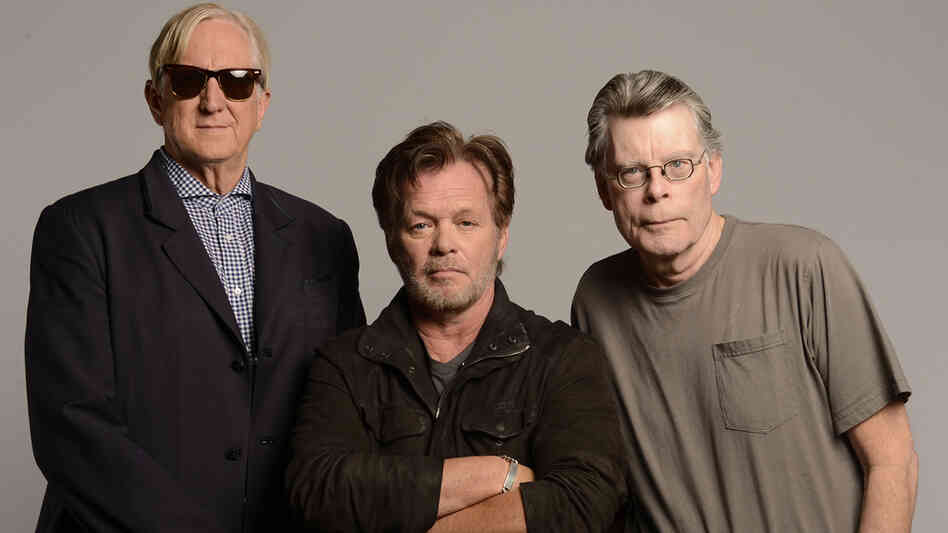 T-Bone Burnett, John Mellencamp and Stephen King are the creative team behind Ghost Brothers of Darkland County, a stage show based on a true story of small-town tragedy.