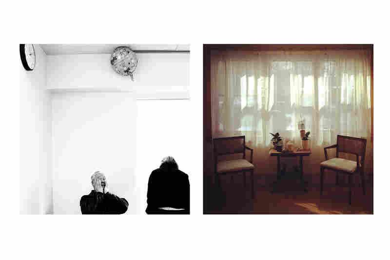 interior(Left by Elizabeth Griffin; right by Amelia Coffaro)