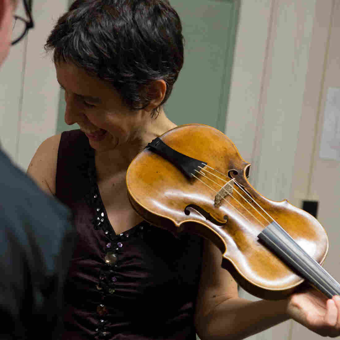 Playing Mozart — On Mozart's Violin