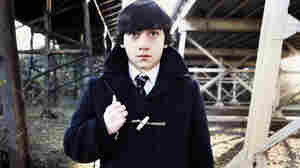 Actor Craig Roberts portrays Oliver Tate in a scene from Submarine.
