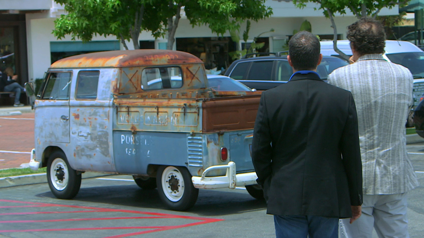 Jerry Seinfeld In 'Comedians In Cars Getting