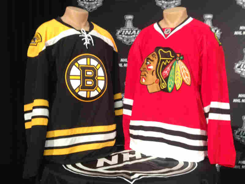 The Chicago Blackhawks and Boston Bruins are two of the NHL's oldest teams, but have never before faced off in a championship.