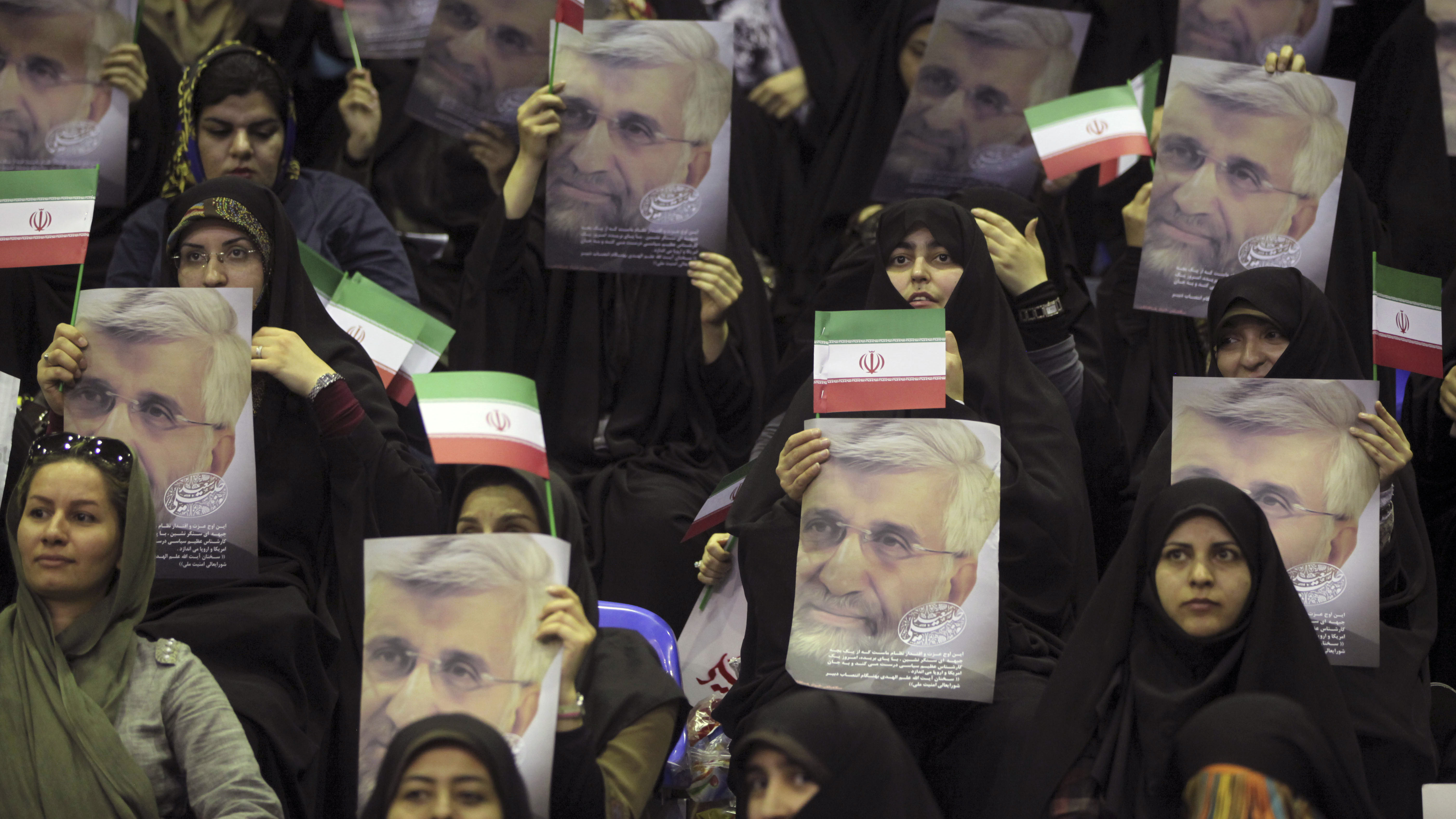 Iran's Election May Not Really Be About Picking A President