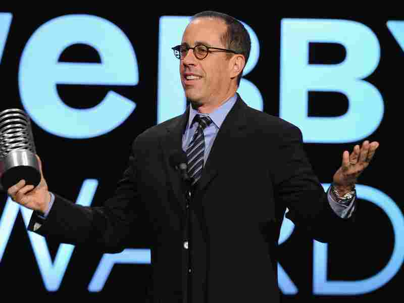 Jerry Seinfeld won a 2013 Webby Award for Comedians in Cars Getting Coffee.