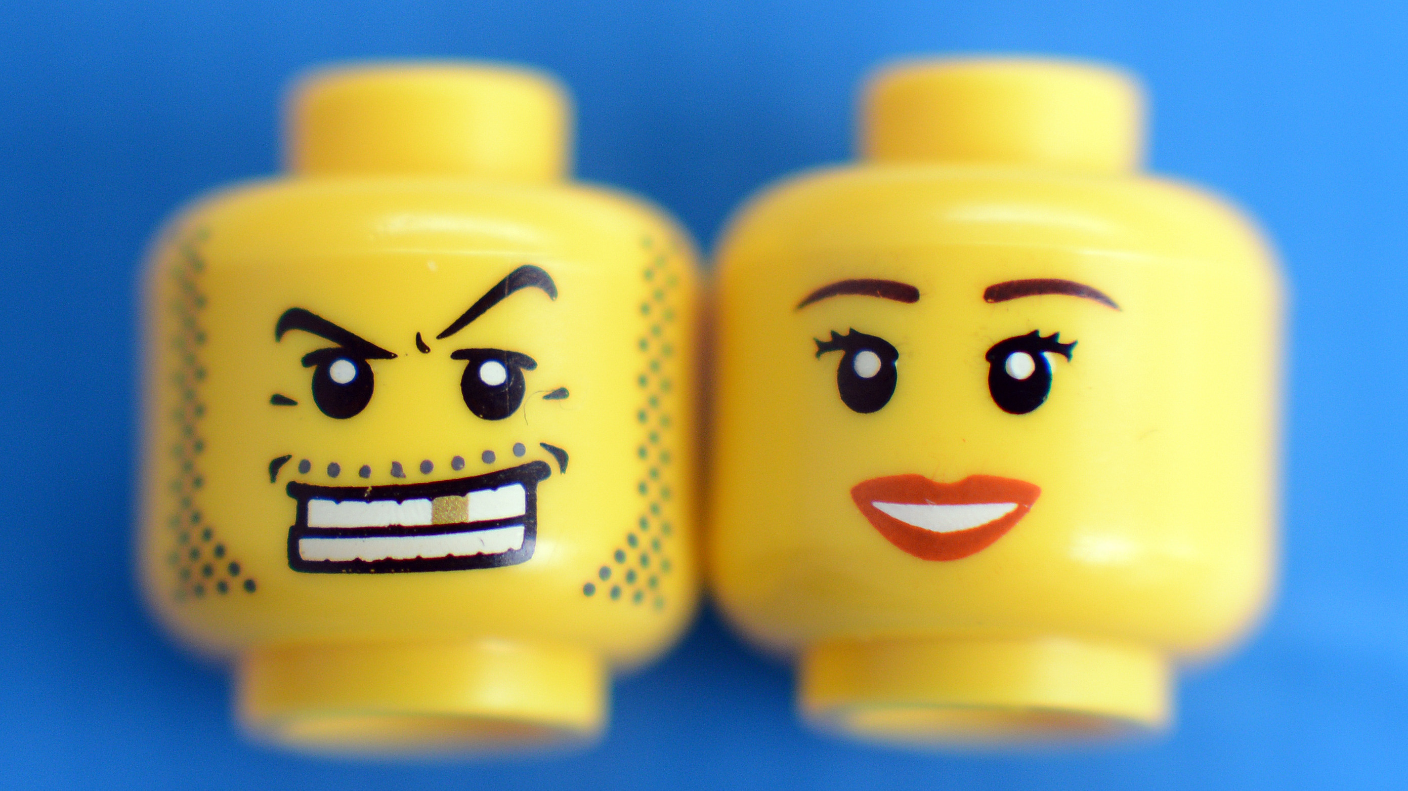 Legos Are Getting Angrier And That's Not Funny, Study Says