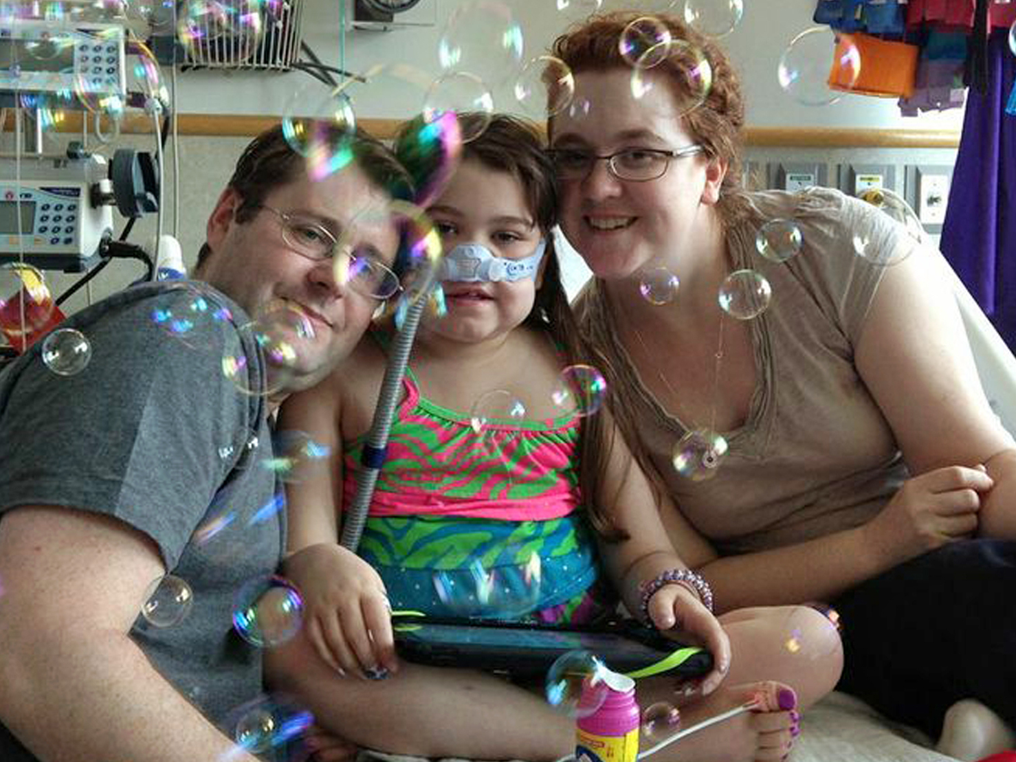 10-Year-Old Sarah Murnaghan Will Receive Lung Transplant