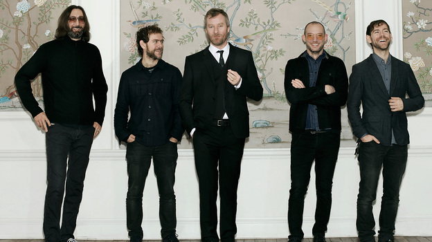 The National's new album is titled Trouble Will Find Me. (Courtesy of the artist)