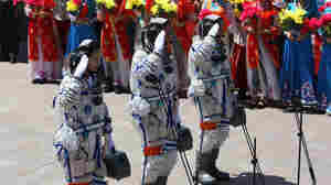 Chinese Astronauts Dock With Orbiting Space Lab
