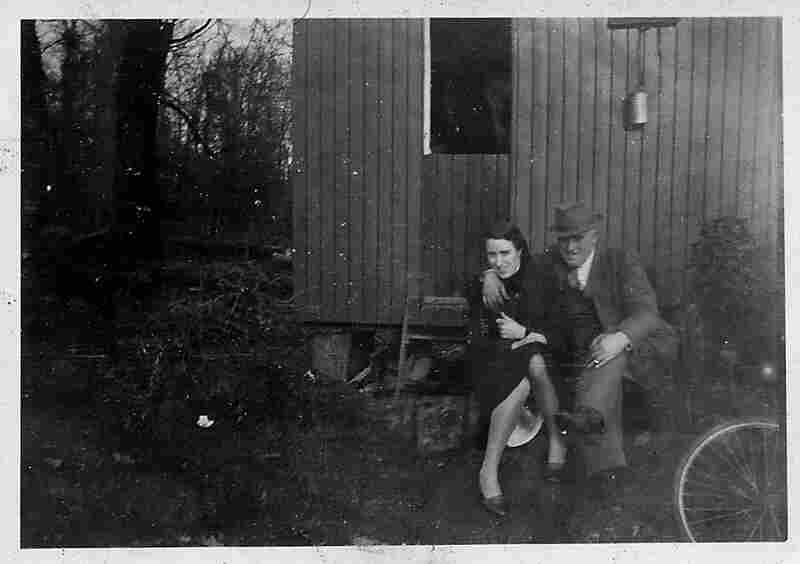 Mary and Johnny Hanvey, Bobbie's parents.