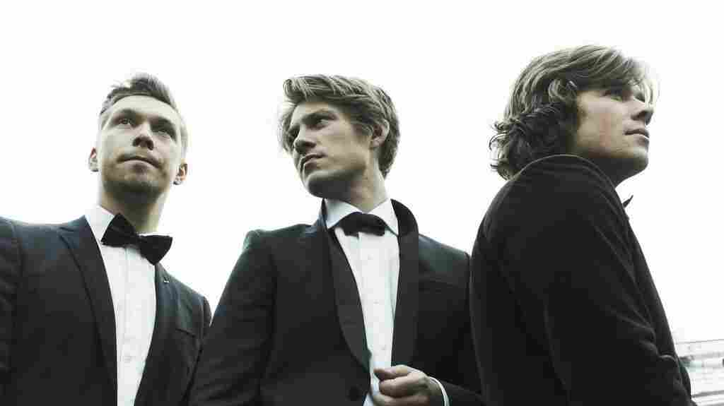 Brothers Isaac, Taylor and Zac Hanson have been playing together since 1992.