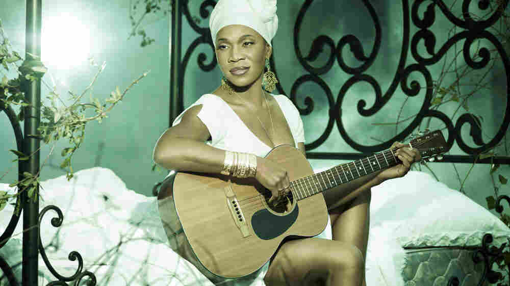 India.Arie reinvents herself on her new album, SongVersation.