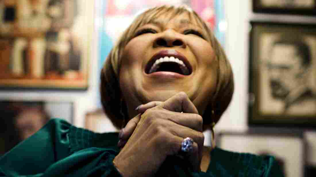 Mavis Staples' new album, One True Vine, comes out June 25.