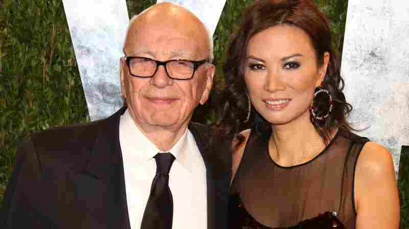 Rupert Murdoch And Wife Wendi Are Divorcing