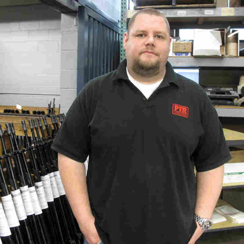 Tough New Gun Laws Drive Gun Makers To Move