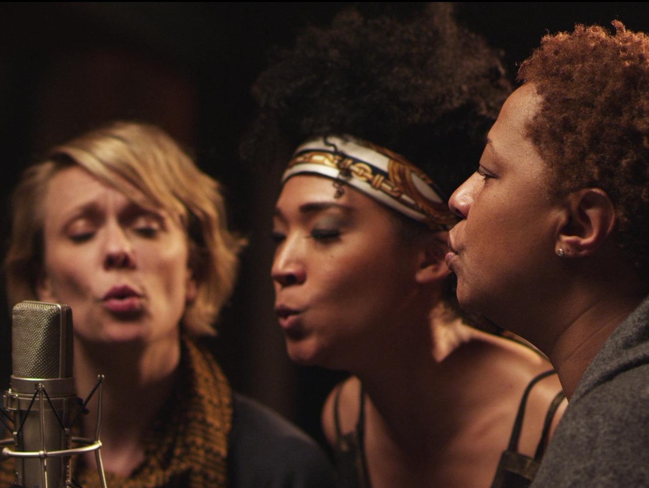 Fresh Air Weekend: Rogen, Goldberg, '20 Feet From Stardom' And 'Much Ado'
