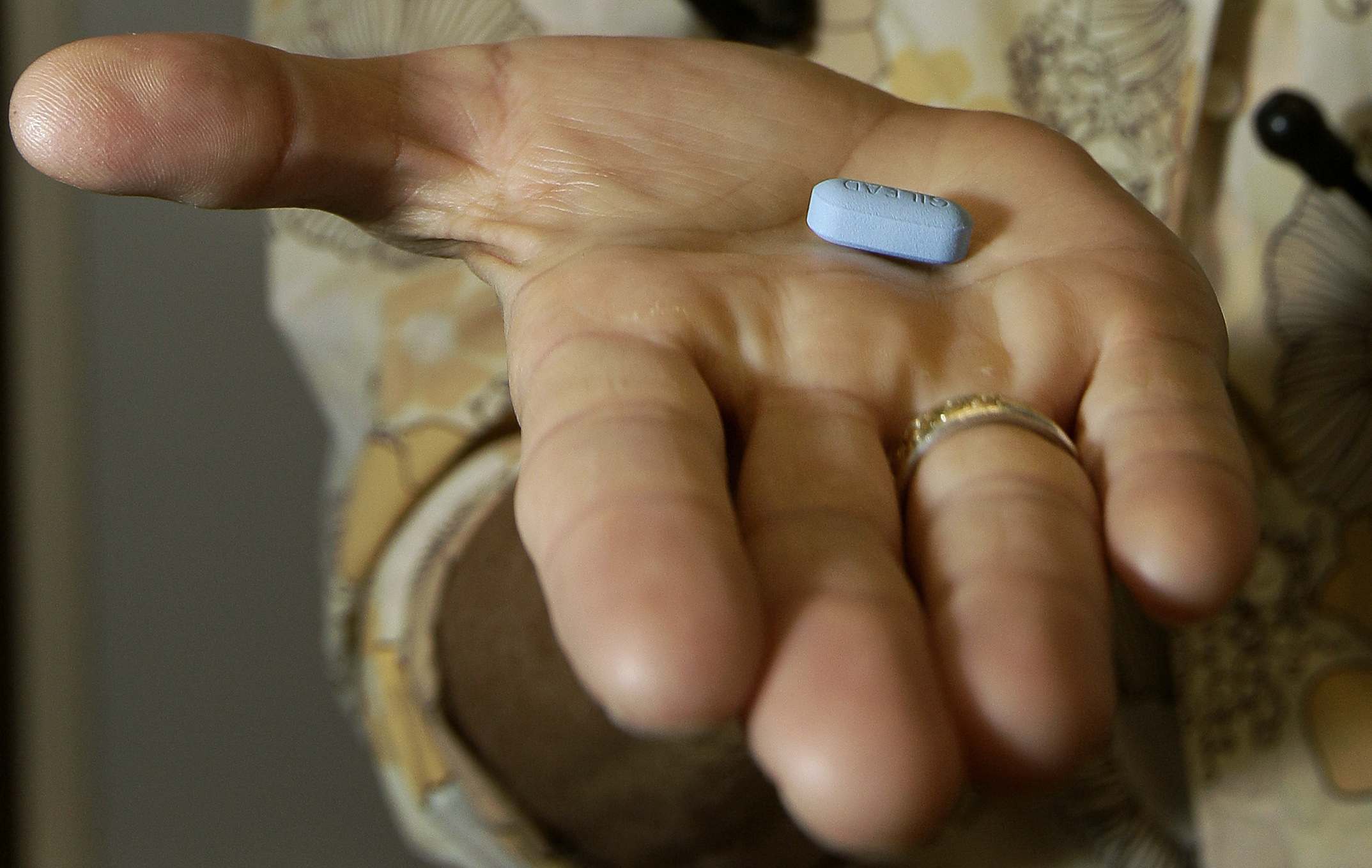 Prevention Pill Cuts HIV Risk For Injecting Drug Users