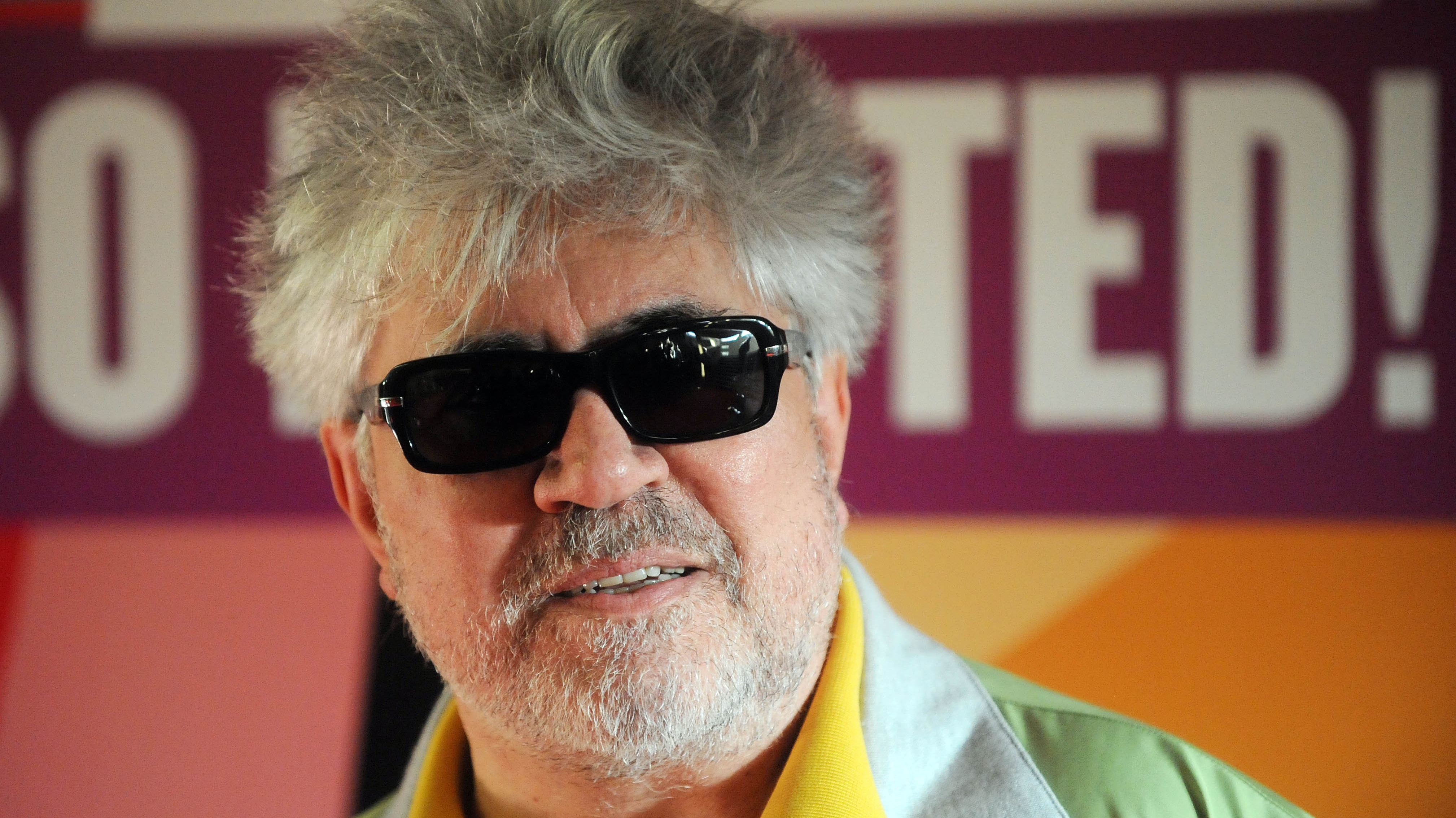 Pedro Almodovar's new film is titled I'm So Excited.