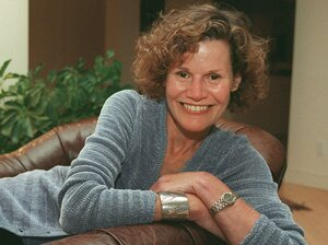 Judy Blume is the