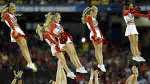 Doctors To Vote On Whether Cheerleading Is A Sport