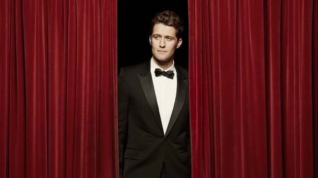 Matthew Morrison's musical life didn't start on TV; the Glee star is a Tony-nominated stage actor. Where It All Began is his second album of show tunes and standards. (Courtesy of the artist)