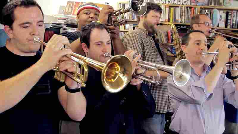 NO BS! Brass Band: Tiny Desk Concert