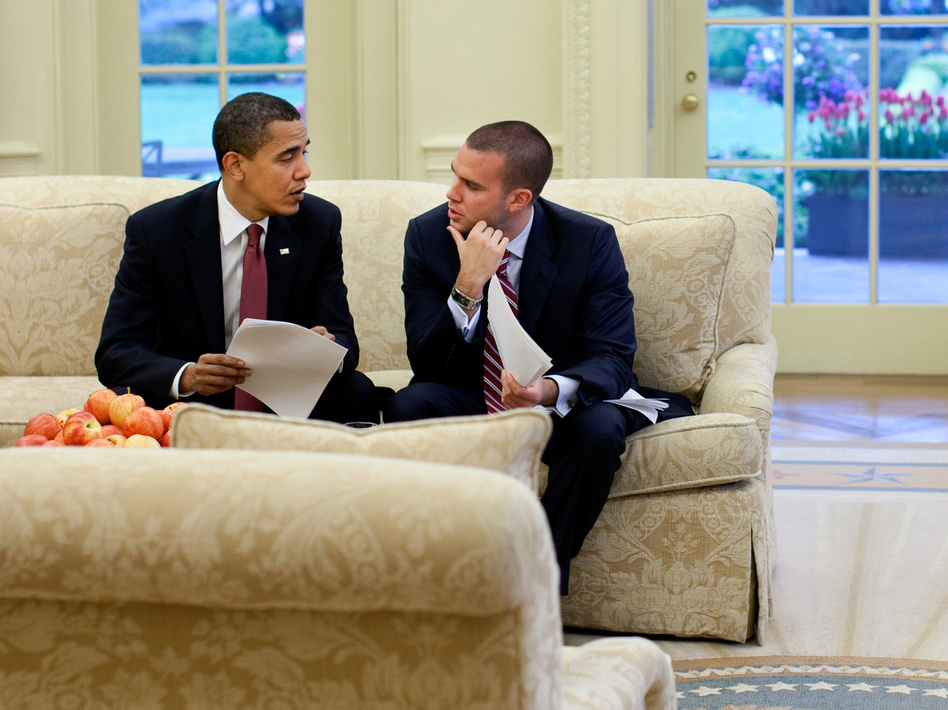 Presents From The President: What Obama Gives His Friends