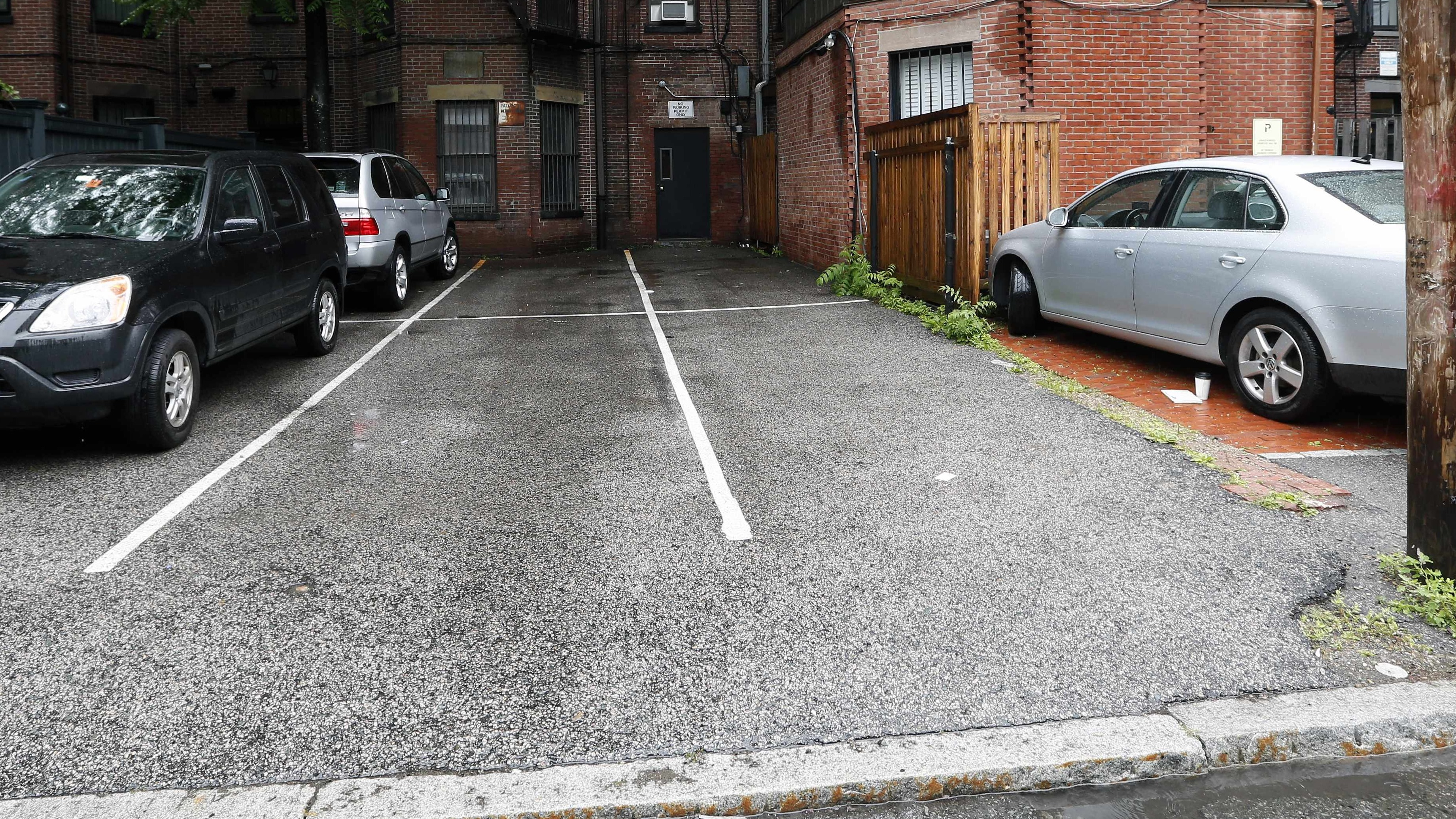 The Parking Spots That Cost More Than Half A Million Dollars