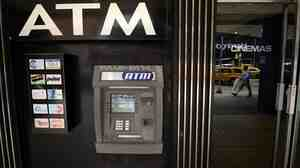 Weekend Edition Saturday host Scott Simon says he now realizes ATM machines represented the dawn of the digital age.
