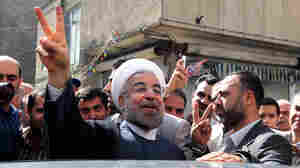 Moderate Wins Iran's Presidency In Rebuke To Hard-Line Clerics