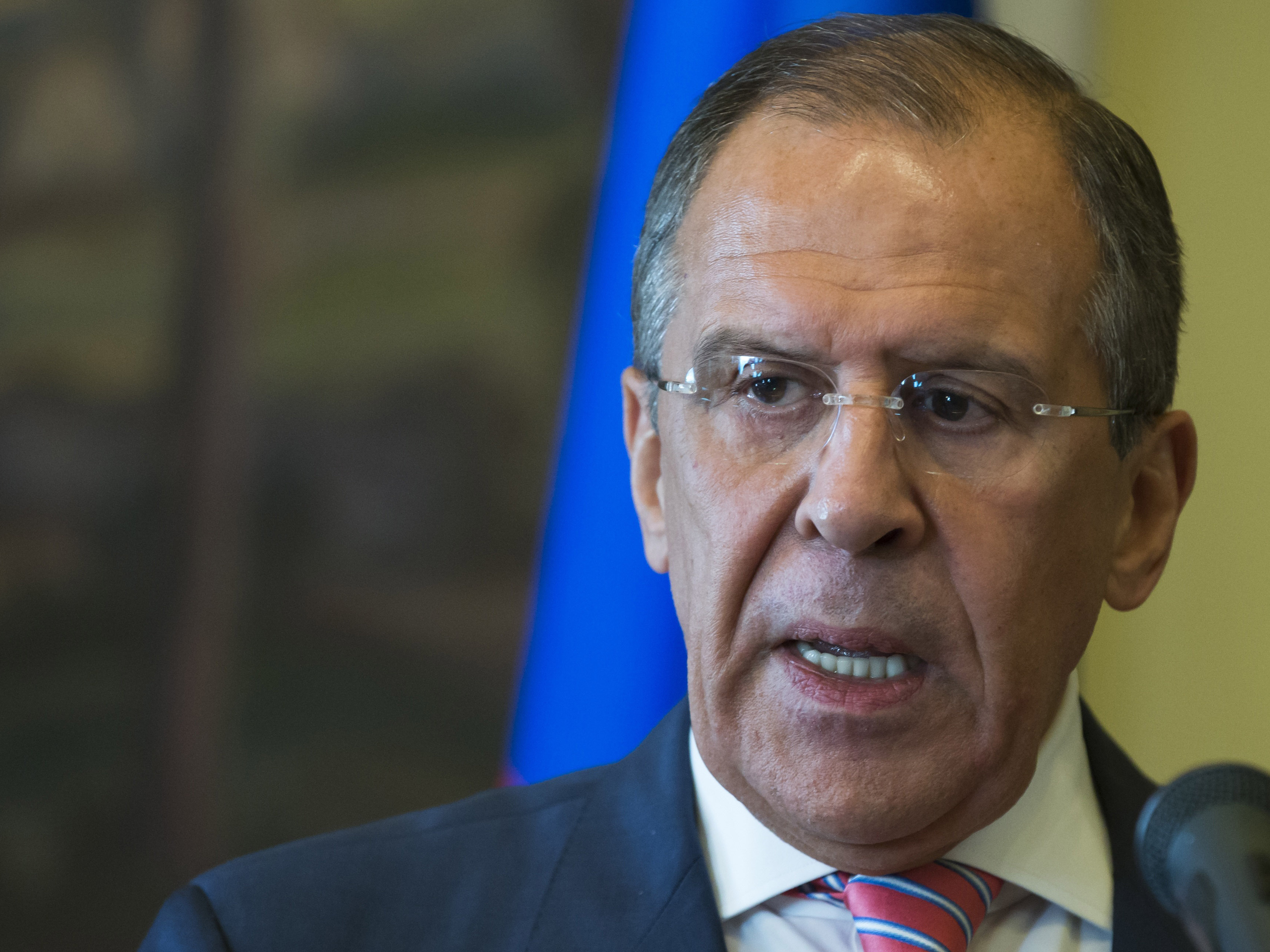 Russia Says No-Fly Zone Over Syria Would Be Illegal