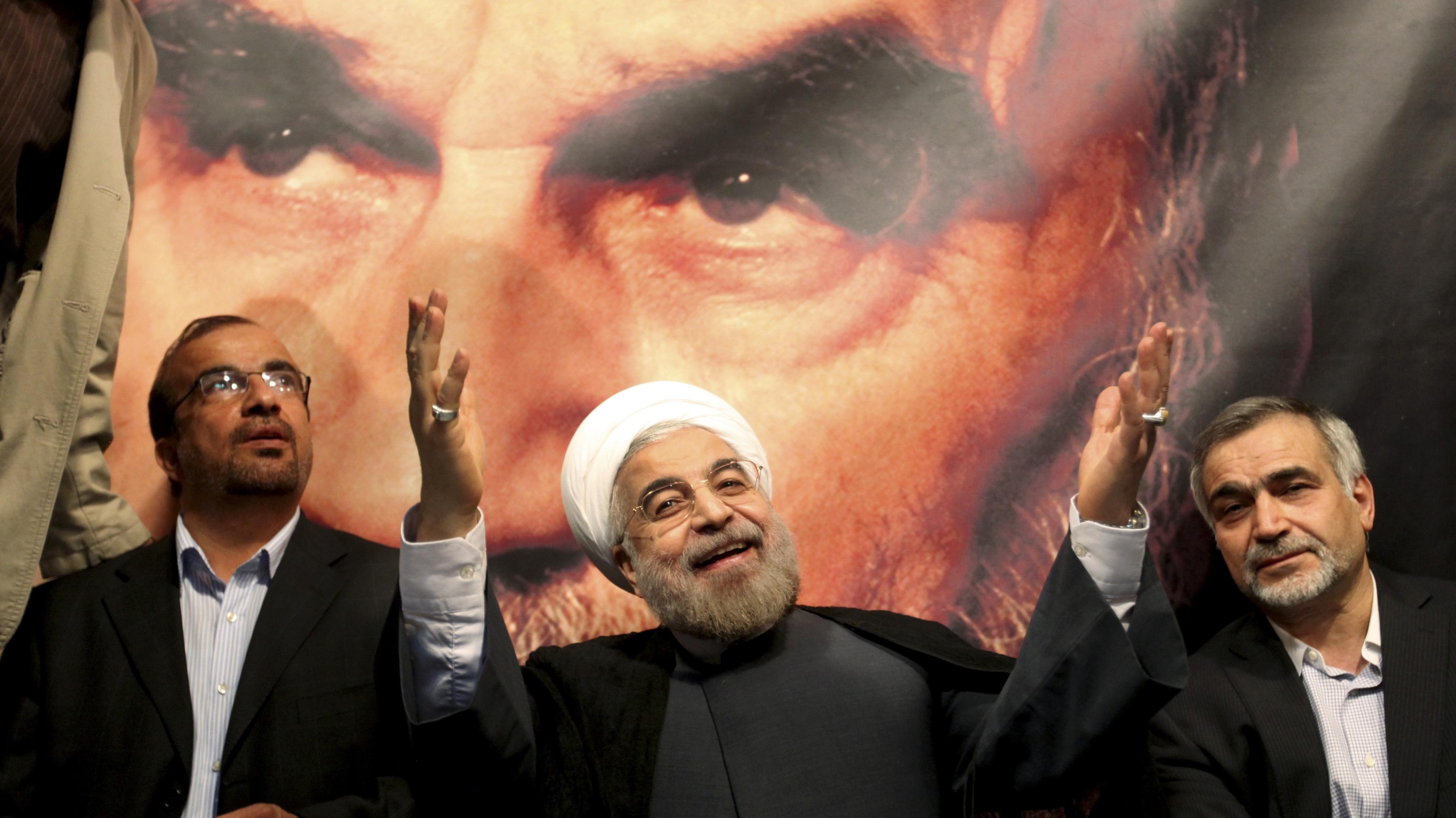 Iran's New President Viewed As A Pragmatist