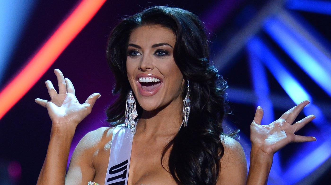 Cringe! Miss Utah USA fumbles on income inequality