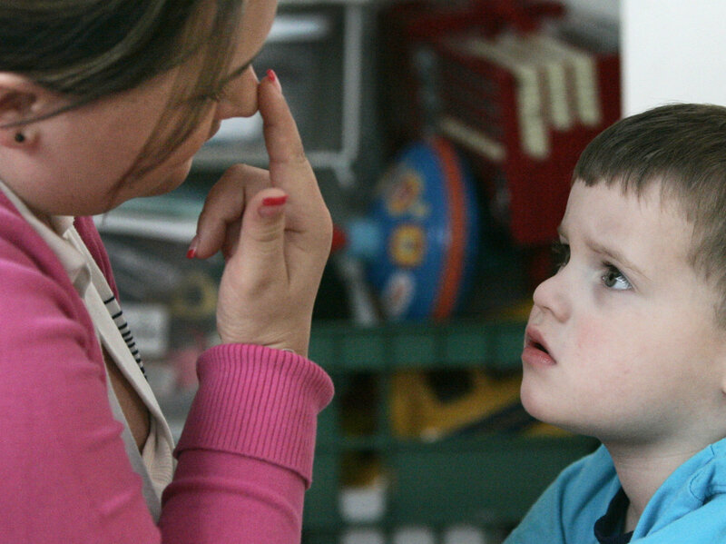 Kids With Autism Quick To Detect Motion >> The Human Voice May Not Spark Pleasure In Children With Autism