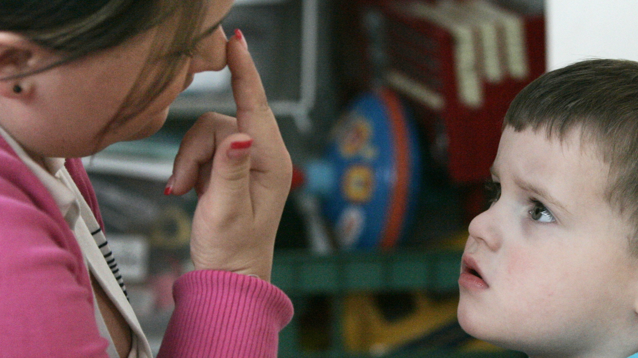 Kids With Autism May Find Human Voice Unpleasant