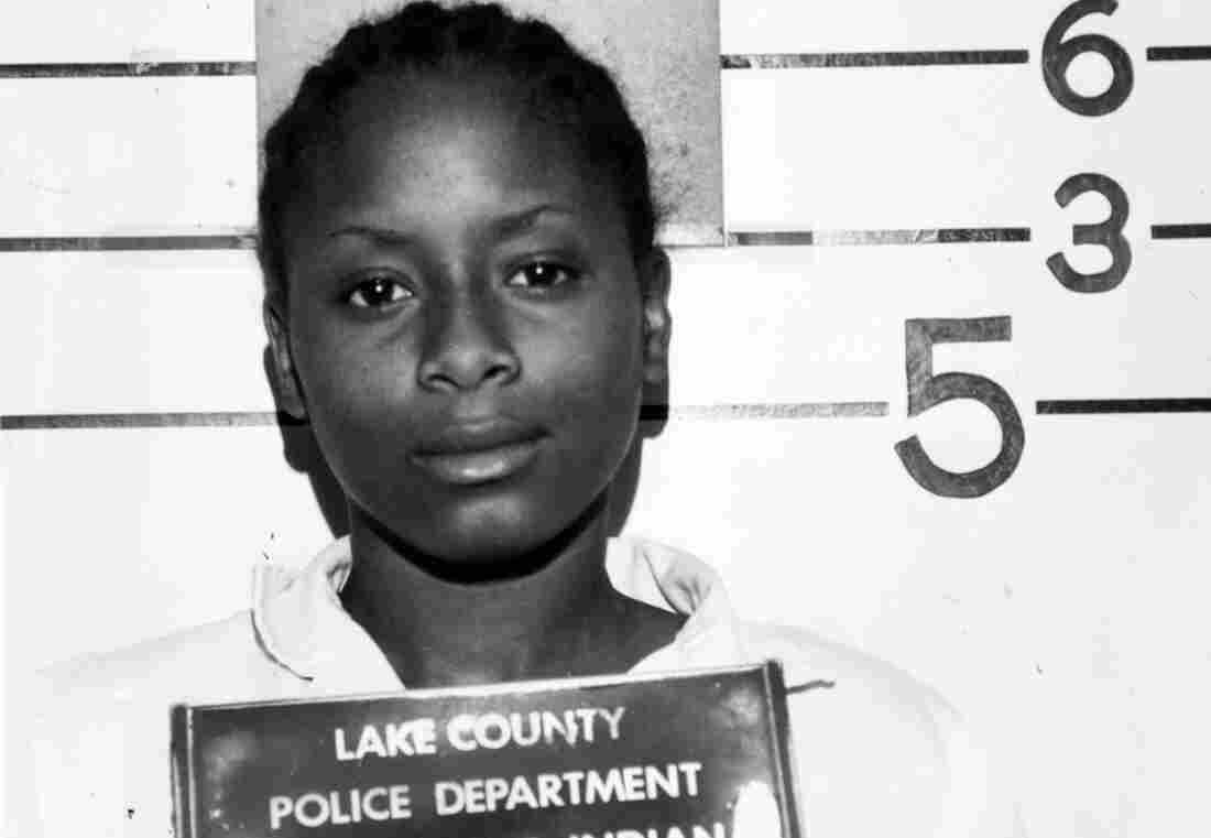 Paula Cooper was freed from prison Monday, nearly three decades after being sentenced to death for murder. She's seen here in a 1985 police photo.