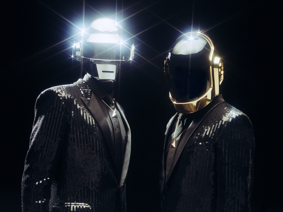 Daft Punk's latest album is <em>Random Access Memories,</em> the duo's first record since 2005