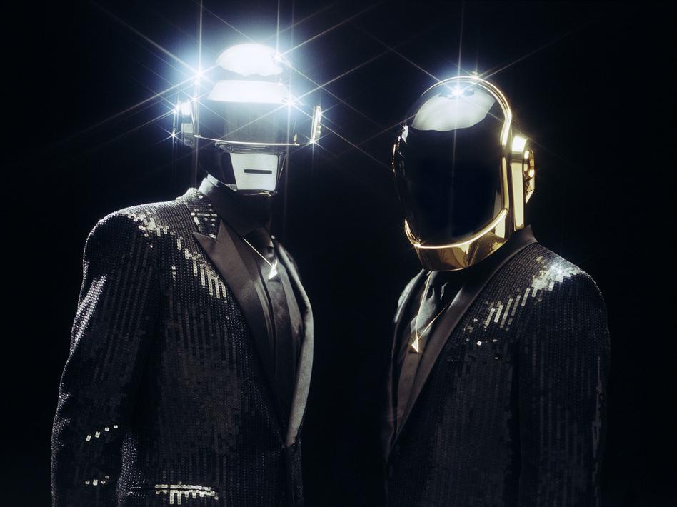 Daft Punk's latest album is <em>Random Access Memories,</em> the duo's first record since 2005