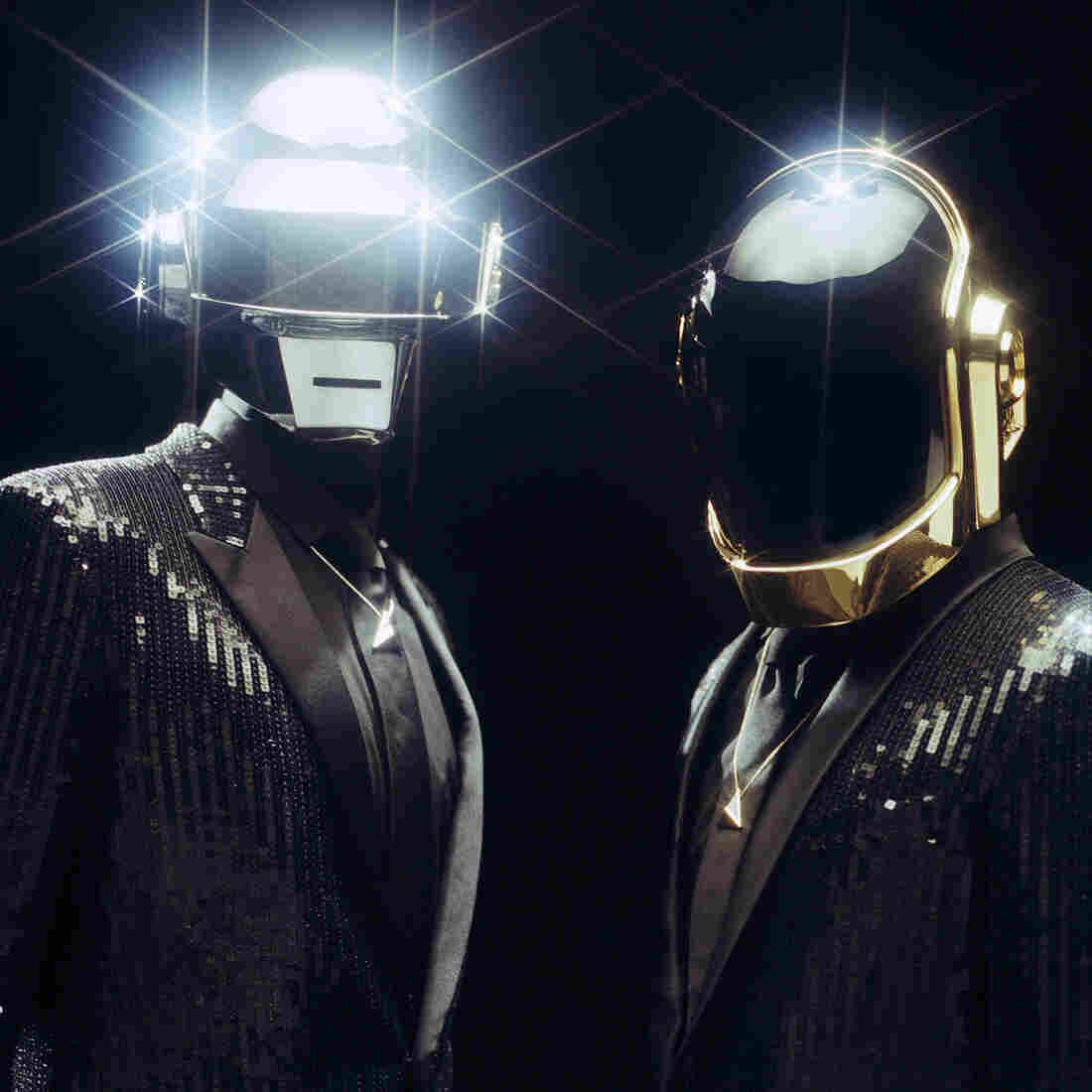 Guest DJ: Daft Punk On The Music That Inspired 'Random Access Memories'
