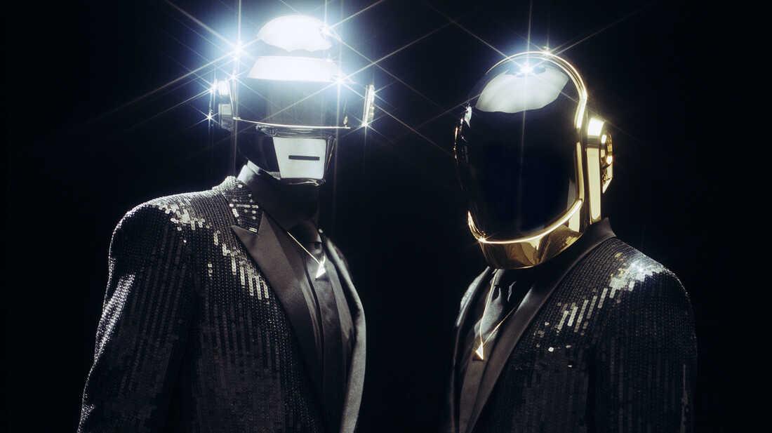 Guest DJ: Daft Punk On The Music That Inspired 'Random Access Memories'