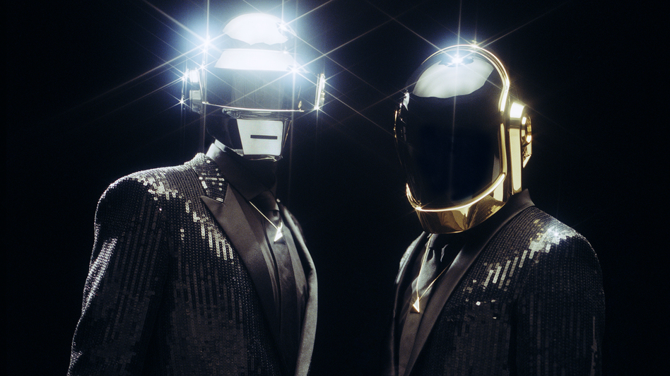 Daft Punk's latest album is Random Access Memories, the duo's first record since 2005 (Courtesy of the artist)