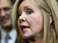 Rep. Marsha Blackburn, R-Tenn., was chosen by House Republican leaders to manage a bill that would ban many abortions.