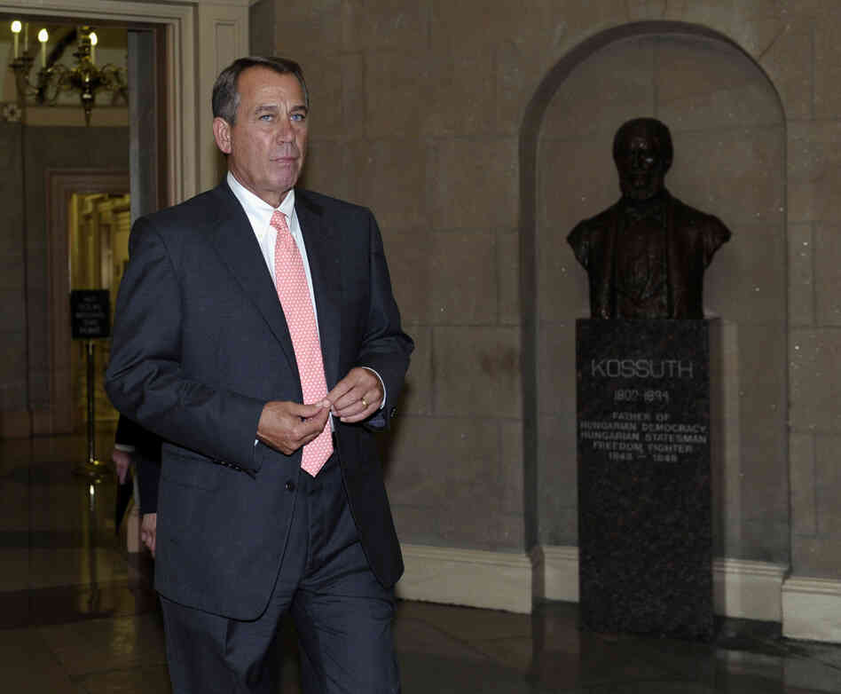 House Speaker John Boehner is getting flak from fellow Republicans over immigration legislation.